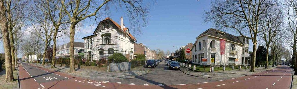 Kerkweg hoek Emmaweg
